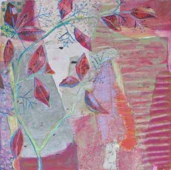 Abstracted Plants by Annie Nashold, Durham, NC