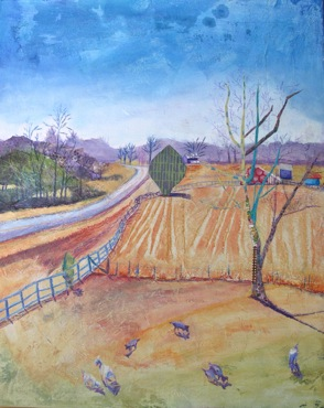Papermoon Farm by Annie Nashold, Durham, NC