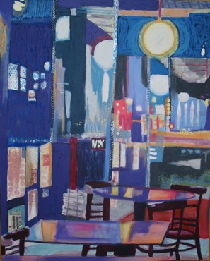 Toast by Night by Annie Nashold, Durham, NC
